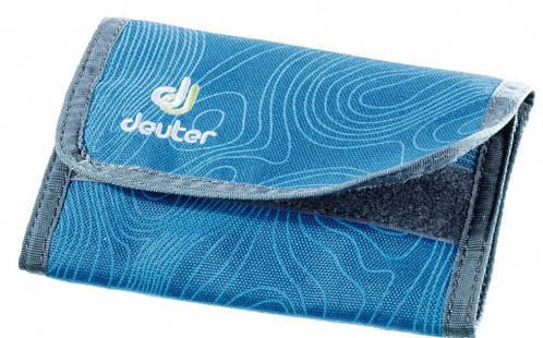 Легкий женский кошелек Deuter Wallet 80271 0580 синий