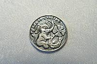 Сувенир - монета Тройное счастье