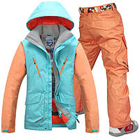 Мужской непромокаемый горнолыжный костюм