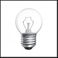 "Лампа накаливания ""Electrum"" шар 40W E27 G45"