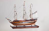 Модель парусника «Agamemnon»