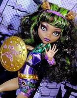 Кукла Monster High Клодин Вульф (Clawdeen Wolf - Wonder Wolf) Супергерои Монстер Хай Школа монстров
