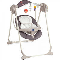 Колыбель Chicco Polly Swing Up Grey 79110.47