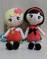 Мягкая кукла Лялька Ліна, плюшевая кукла, мягкая игрушка, тм Левеня