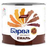 Эмаль Барва 266 Орех желто-коричневый 2.6 кг для пола