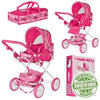 Детская Коляска трансформер Hello Kitty 00024 A