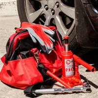 Набор инструментов для автомобиля Авто-помощник INTERTOOL BX-1002