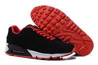Кроссовки мужские Nike Air Max 90 VT Tweed (найк аир макс 90, оригинал) черные