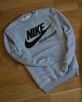 Свитшот Nike Sportswear теплый. XL XXL Сезон осень/зима