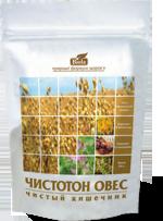 Чистотон — Овес (Клетчатка) - интернет-магазин Фитопрепараты в Киеве