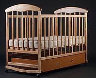 Кроватка детская Наталка с ящиком