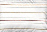 Наматрасник 160x200 Merkys цветной поликоттон