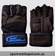 BB - перчатки для тяжелой атлетики