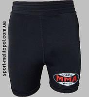 MMA-005 Shorts Cobra Black  - Шорты для тренировок.