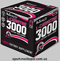 BT L-CARNITINE 3000 мг AMPULE 20 x 25 мл