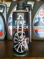 Подкачка герметик колес шин для автомобиля Zollex