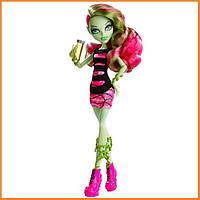 Кукла Monster High Венера МакФлайтрап (Venus Mc Flytrap) из серии Coffin Bean Монстр Хай