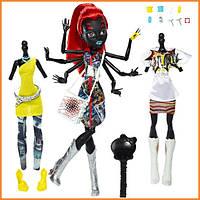 Кукла Monster High Вайдона Спайдер (Wydowna Spider) из серии I love Fashion Монстр Хай