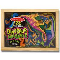 Розвивающая игрушка Melissa&Doug Фигурки динозавров на магнитах (MD476)