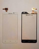 Prestigio Pap5044 duo белый тачскрин, сенсорная панель, cенсорное стекло