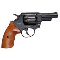 Револьвер под патрон Флобера Safari РФ 431 рукоятка бук