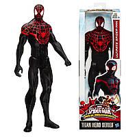 Черный Человек-паук (Ultimate Spider-man) высотой 29 см. Оригинал Hasbro