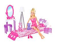 Кукла Штеффи в спальне Steffi Love Simba 5730411