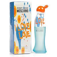 Moschino Cheap and Chic I Love Love (Москино Чип энд Чик Ай Лав Лав), женский