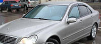 Ветровики Мерседес-Бенц C-класс   Дефлекторы оконMercedes Benz C-klasse Sd (W203) 2000-2006