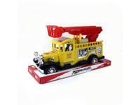 Игрушка Пожарная машина ретро A006-2