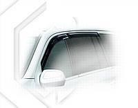 Ветровики Мерседес-Бенц ДЖЛ-Класс | Дефлекторы окон Mercedes Benz GL-klasse (X164) 2006-2012
