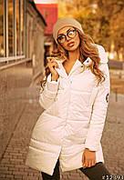 Куртка осенне-зимняя с нашивкой(2 цвета)799
