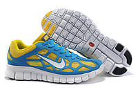 Кроссовки мужские беговые Nike Free Run Plus 3 (найк фри ран, оригинал)