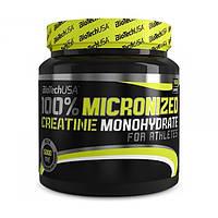100% Micronized Creatine Monohydrate 500g BioTech