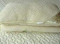 Набор детский из овечьей шерсти Eskimo - подушка 40х60 и одеяло 110х140 Merkys