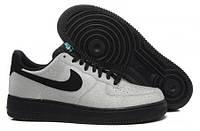 Кроссовки мужские Nike Air Force Low (найк форс, оригинал) серые