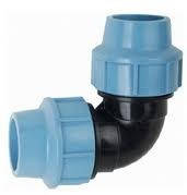 Колено  для полиэтиленовых труб 20х20 STR