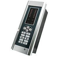 Блок управления, пульт душевой кабины кнопочный с радио и телефоном. ( 016 )