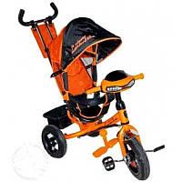 Велосипед Ламборджини с фарой надувные колёса