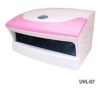 УФ Лампа 54 Вт. (на две руки c эл.таймером+охлаждение+выдвижноедно) индукционн, Lady Victory LDV UVL-07 /0-55