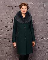 Пальто зимнее шерсть