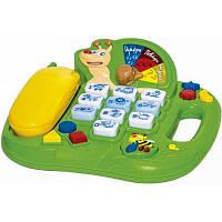 Развивающая игрушка GENIO KIDS Веселый телефон (PT10F)