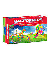 Лучший конструктор для детей Magformers Neon Color Set