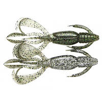 "Crazy Flapper 2.8"" 460 Silver Flash Craw силикон Keitech"
