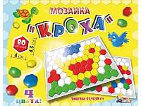 "Детская мозаика ""Кроха"" Maxgroup МГ 081, 80 деталей"