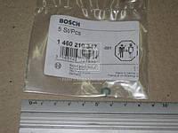 Уплотнительное кольцо (производство Bosch ), код запчасти: 1460210347