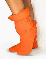 Тапочки-сапожки tf 20 низкие оранжевые