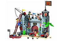 Конструктор детский Brick Крепость (пиратский замок) 310