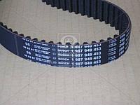Ремень зубчатый ГРМ Audi, VW 1.8T Z=153 (производство Bosch ), код запчасти: 1987949453
