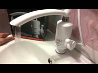 Проточный водонагреватель Посейдон экономит электричество и горячую воду